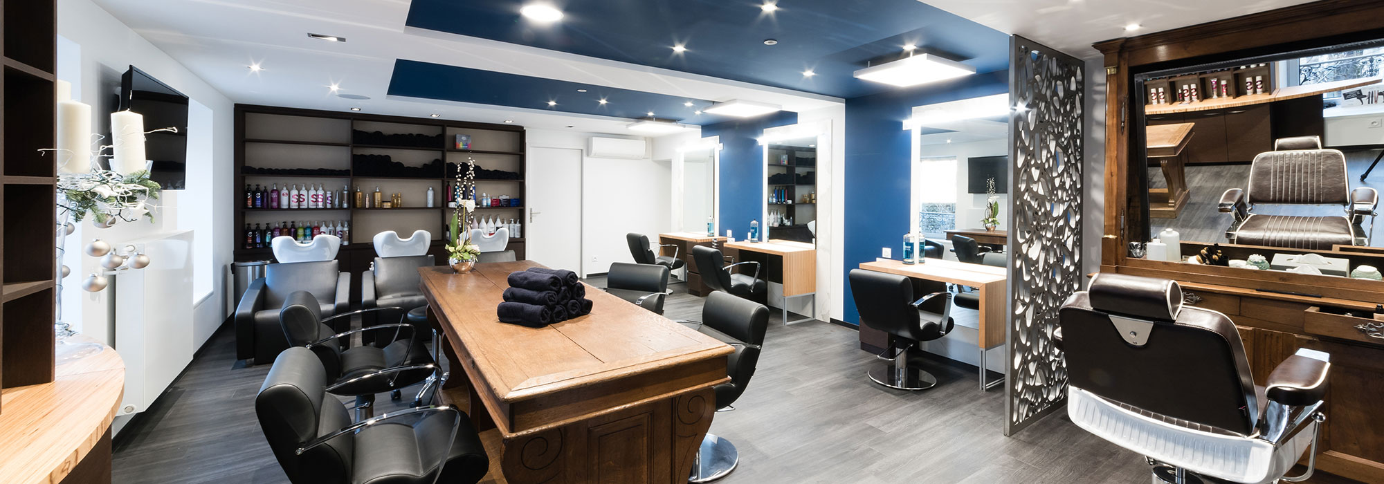 Salon de coiffure homme barbier à Epinal